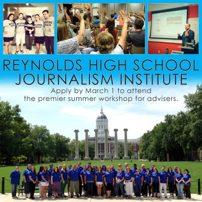 Reynolds High School Journalism Institute