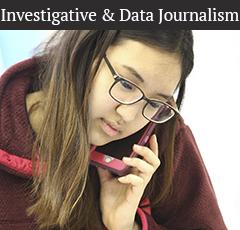 Investigative & Data Journalism