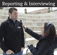Reporting & Interviewing