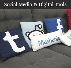 Social Media & Digital Tools