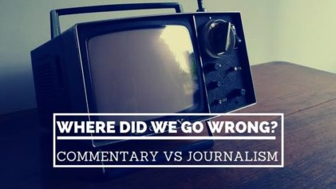 Commentary vs. Journalism: Are journalists biased?
