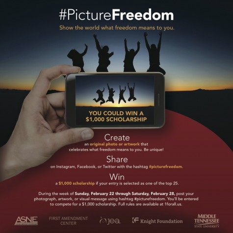 Picture Freedom scholarship contest planned Feb. 22-28