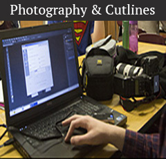 Photography & Cutlines