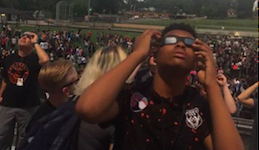 Eclipse 2017: Staffs Share How They Covered The Event