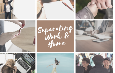 Separating Work and Home