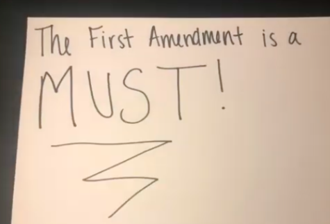 SchoolJournalism.org First Amendment PSA (video) Contest 2017