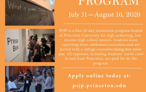 The Princeton Summer Journalism Program