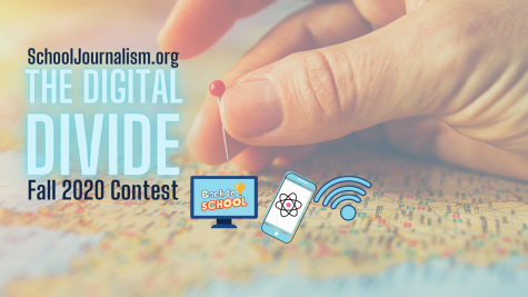 "The ""Digital Divide"" Contest for Scholastic Journalists"