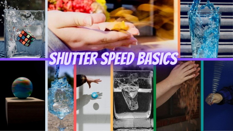 Shutter Speed Basics - DSLR Tutorial